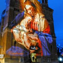 Saint Raphael Festa delle luci