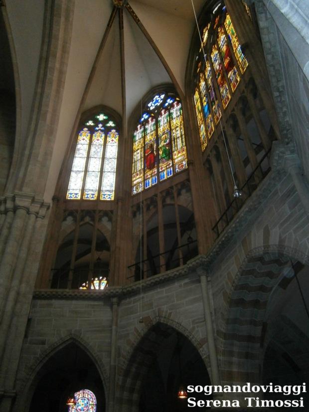 cattedrale Basilea interno