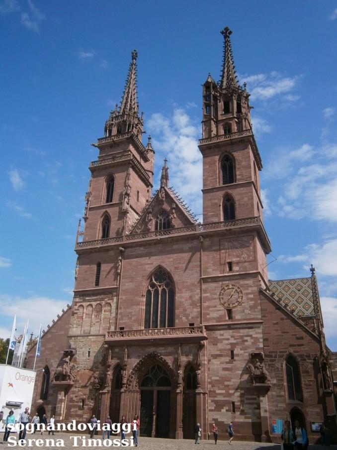cattedrale basilea