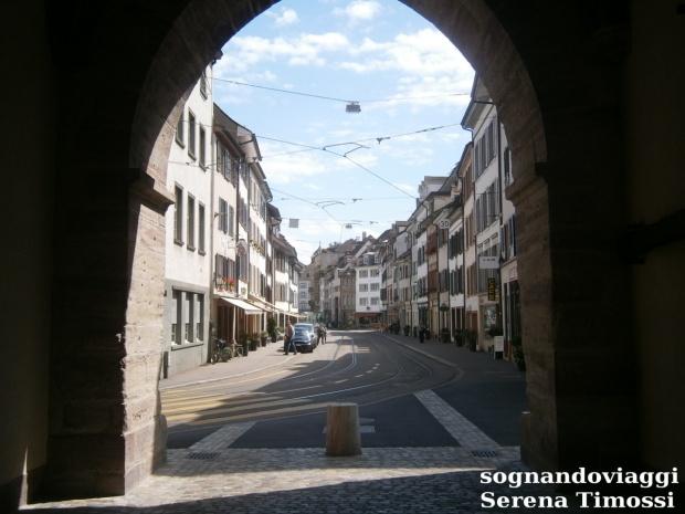 Basilea città vecchia