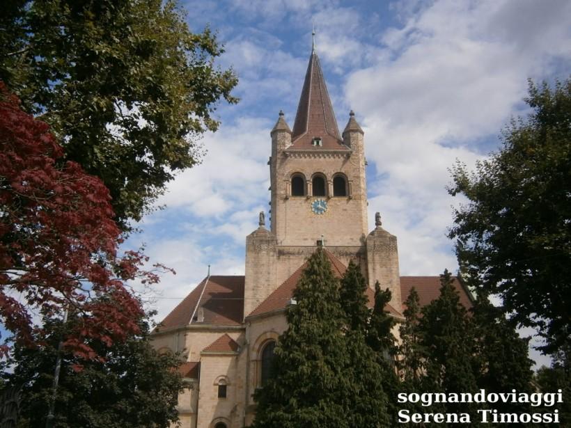 chiesa san paolo basilea