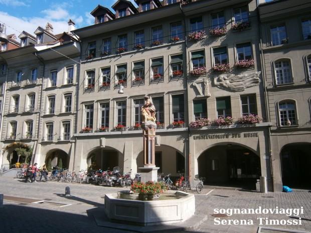 Berna centro storico