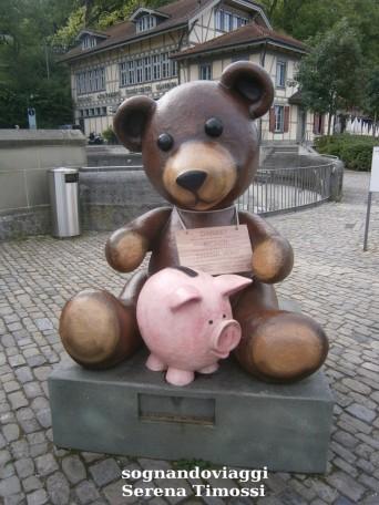 Berna, il Parco degli Orsi