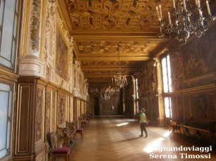 Fontainebleau Galleria Francesco I
