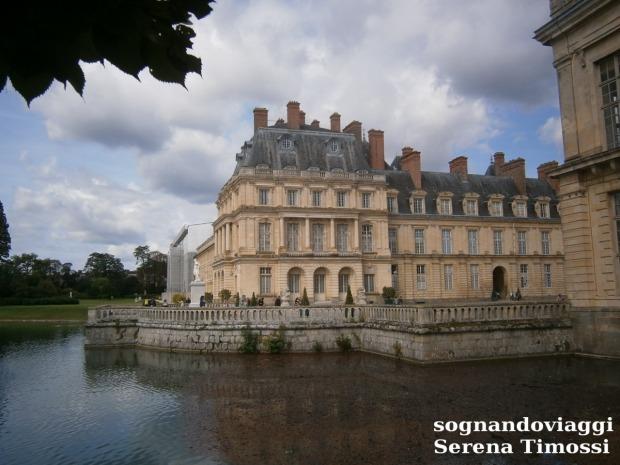 Fontainebleau, lo Stagno delle Carpe