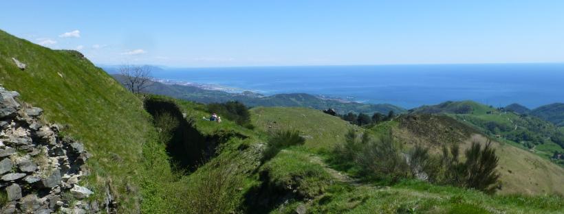 Forte Geremia panorama