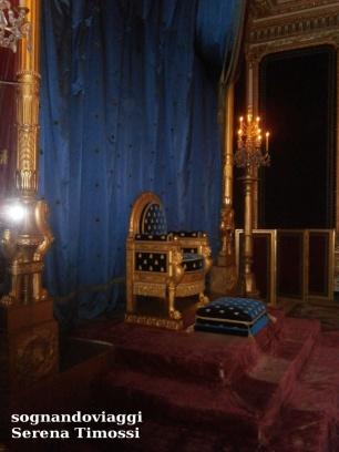 Sala del Trono Fontainebleau