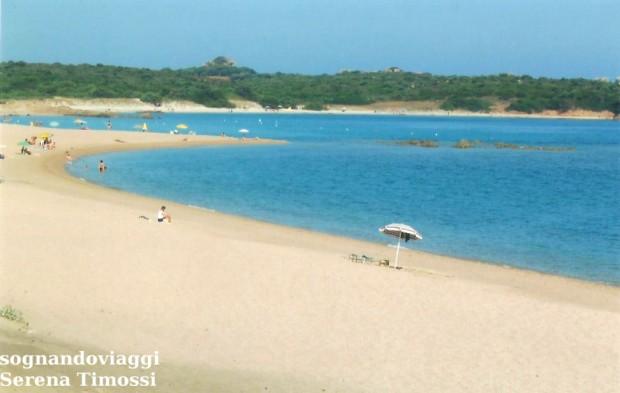 Spiaggia di Vignola Sardegna