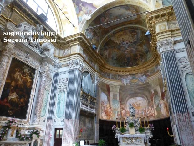 chiesa s. luca genova