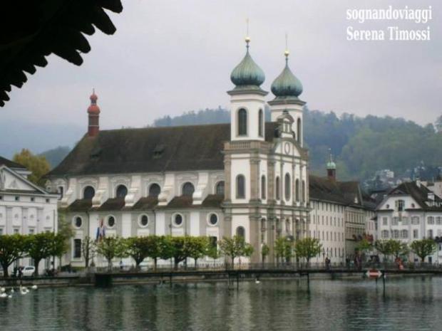 Chiesa dei Gesuiti Lucerna