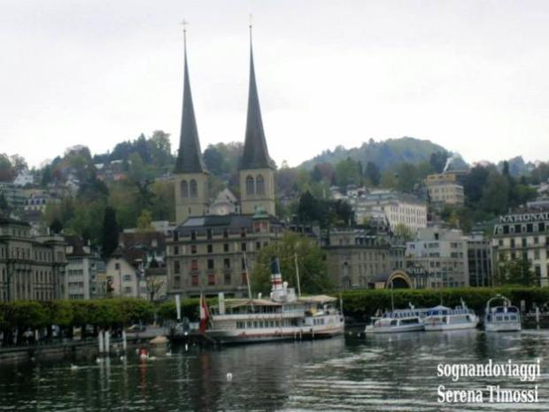 Lucerna Hofkirche
