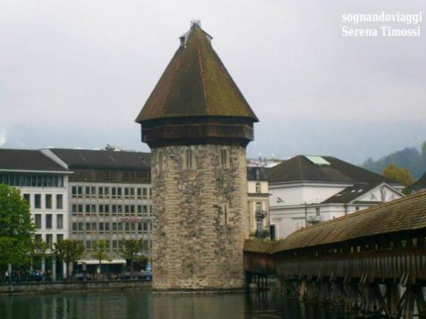 Lucerna - Il Kapellbrücke