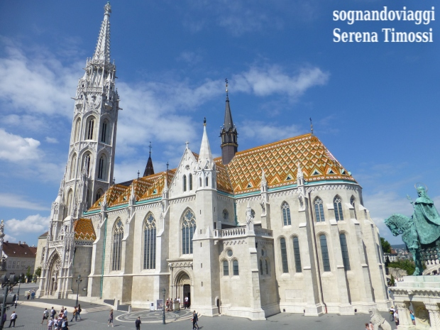 Chiesa Mattia Budapest
