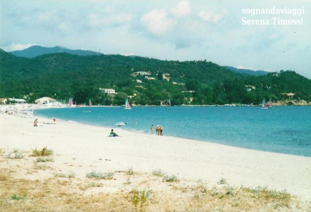 Spiaggia di Favone Corsica