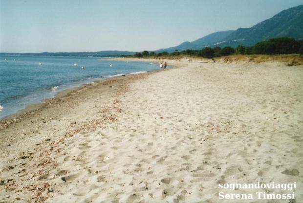 Moriani Plage Corsica