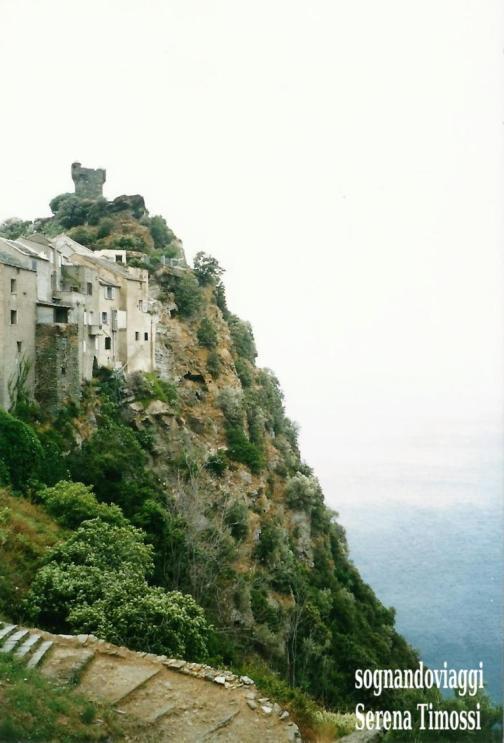 Nonza Torre Seneca