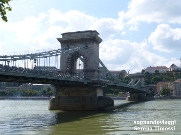 Budapest ponte delle catene
