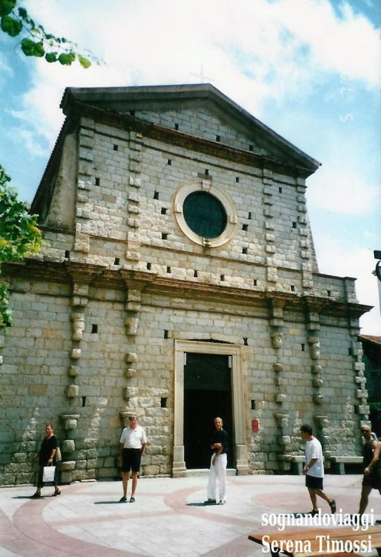 Porto Vecchio centro storico