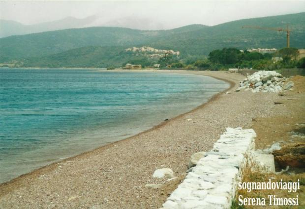 Spiaggia St Florent