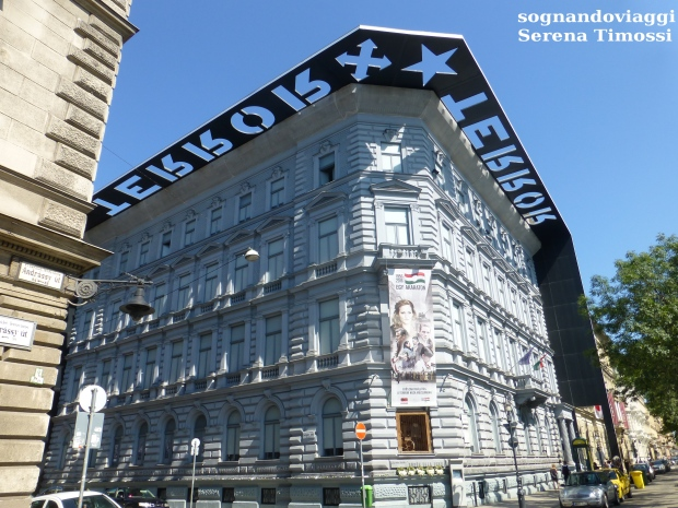 Museo Casa Terrore Budapest