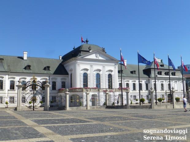 Palazzo Grassalkovich Bratyislava