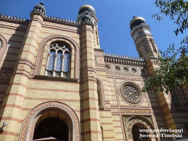 Sinagoga ebraica Budapest