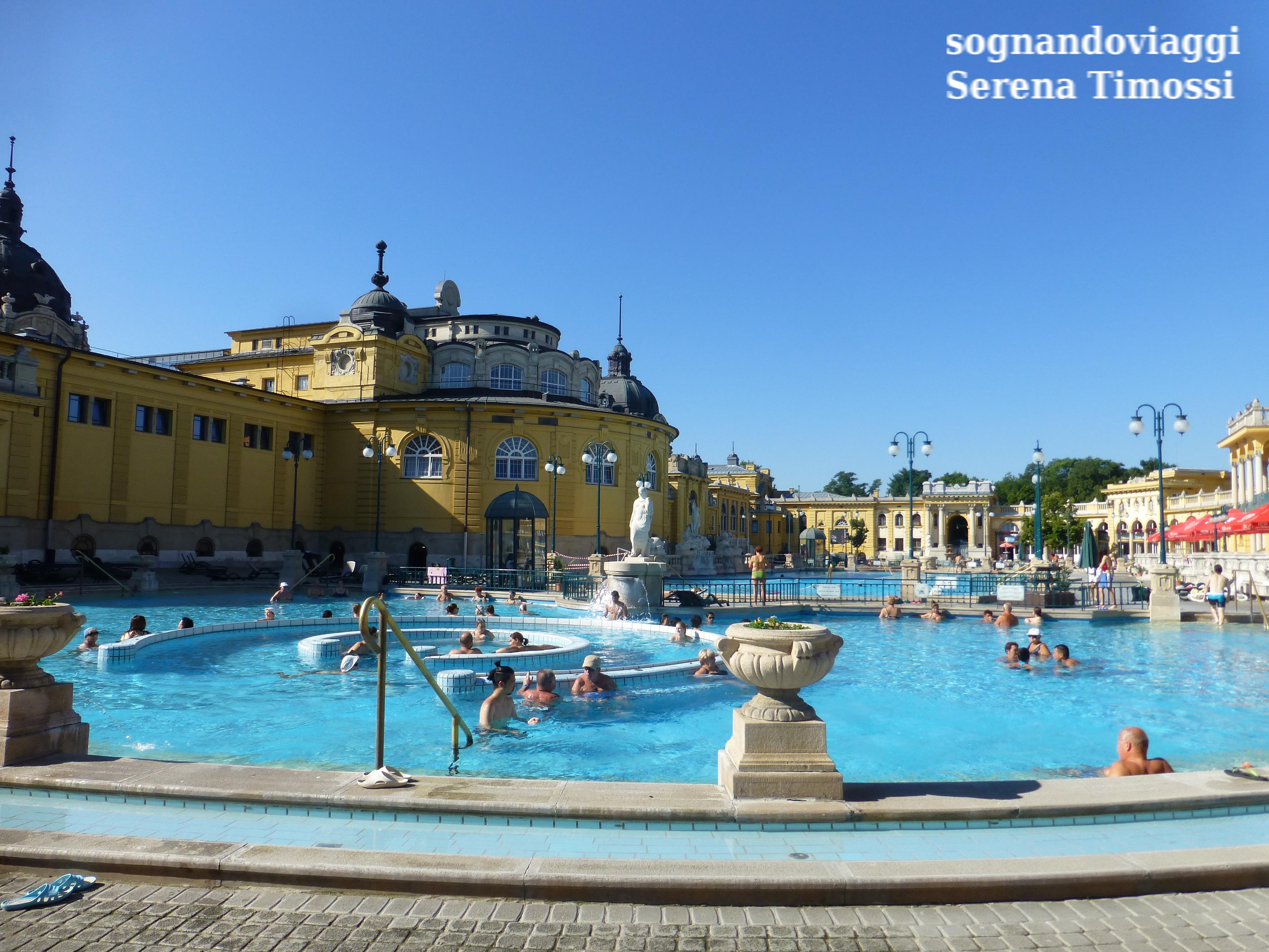 Bagni Termali Szechenyi : Budapest in giorni u giorno relax alle terme szechenyi