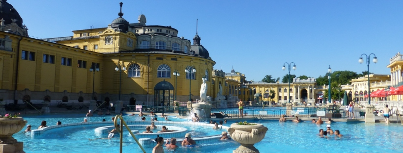 Terme Budapest Széchenyi