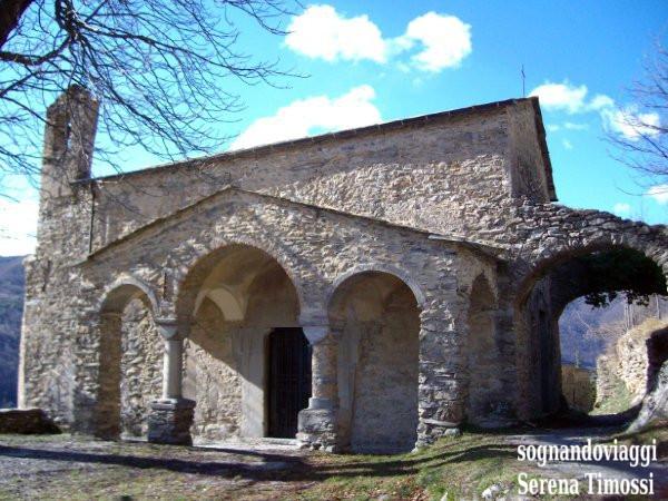 Chiesa di S. Bernardino Triora