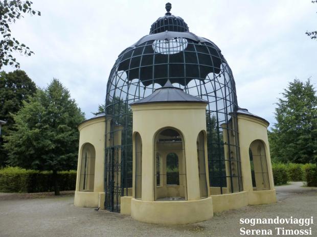 Schonbrunn colombaia