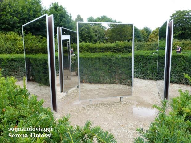 labirinto Schonbrunn