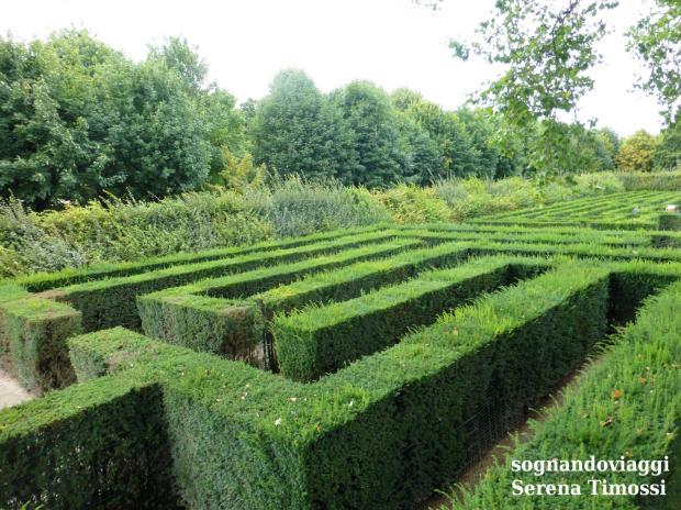 Schonbrunn labirinto