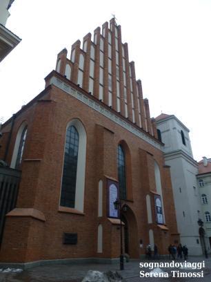Chiesa Varsavia