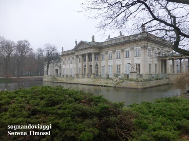 Lazienki Varsavia