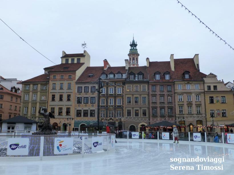 Piazza del Mercato Varsavia