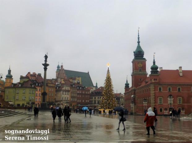 Plac Zamkowy Varsavia