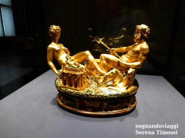 Saliera Cellini Kunsthistorisches museum