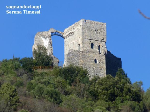 Zuccarello castello