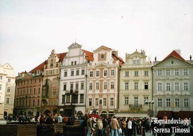 Praga centro storico