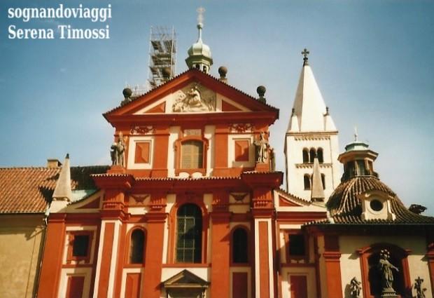 Praga Basilica di S. Giorgio