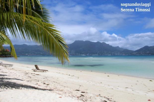 saint anne beachcomber seychelles