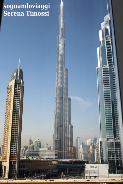 burj khalifa rove hote