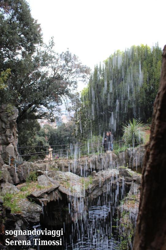 cascata villa duchessa di galliera