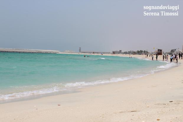 Jumeirah Beach spiagge