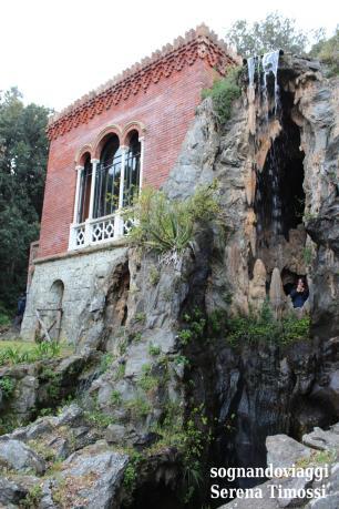 villa duchessa di galliera cascata