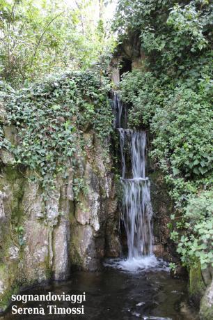 villa duchessa di galliera-cascata