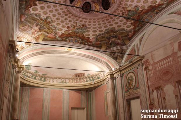 villa duchessa di galliera teatro