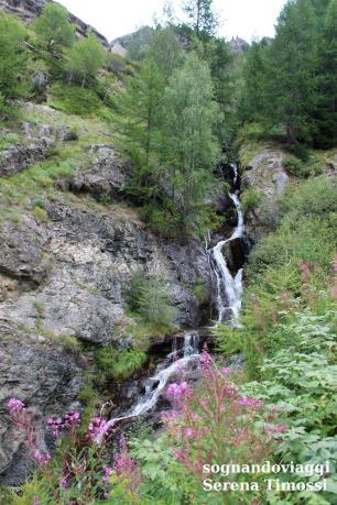 cascate di lillaz gran paradiso