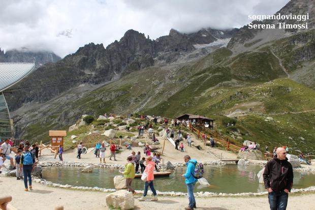 giardino botanico monte bianco