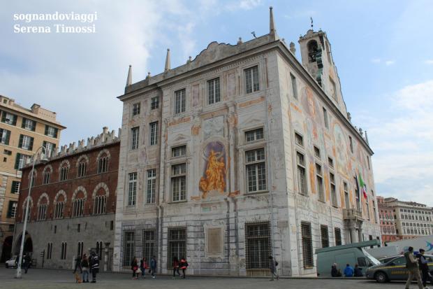 genova palazzo s. giorgio